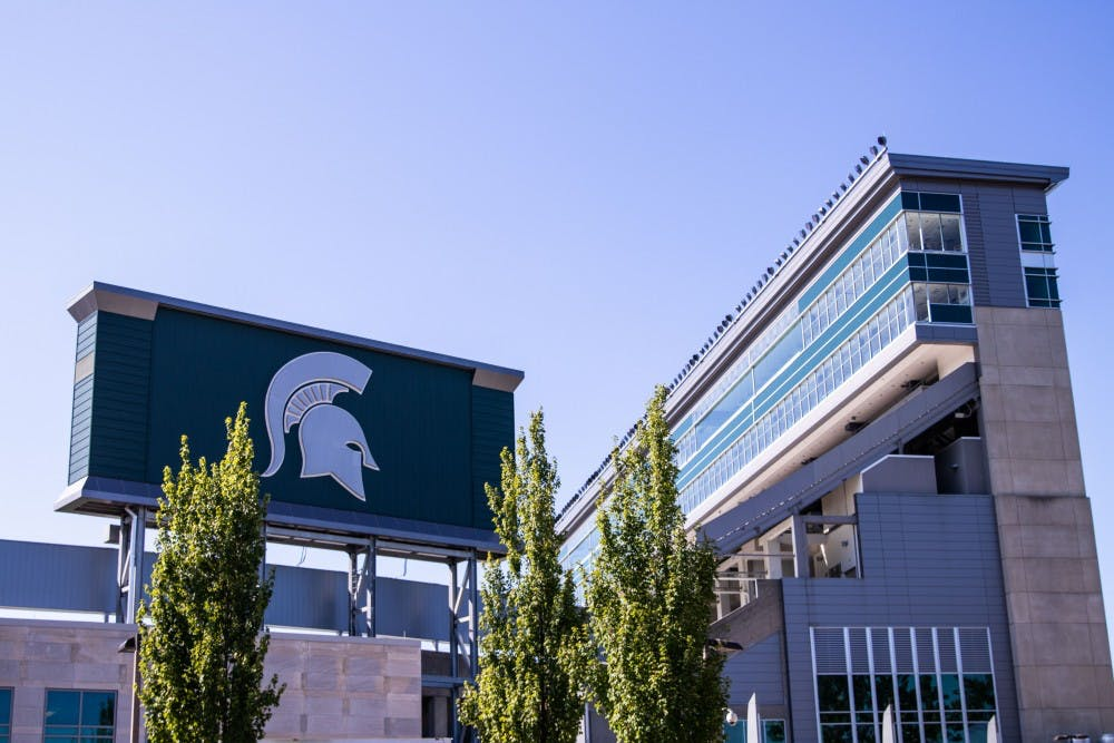 <p>Spartan Stadium photographed on Aug. 23, 2019. </p>