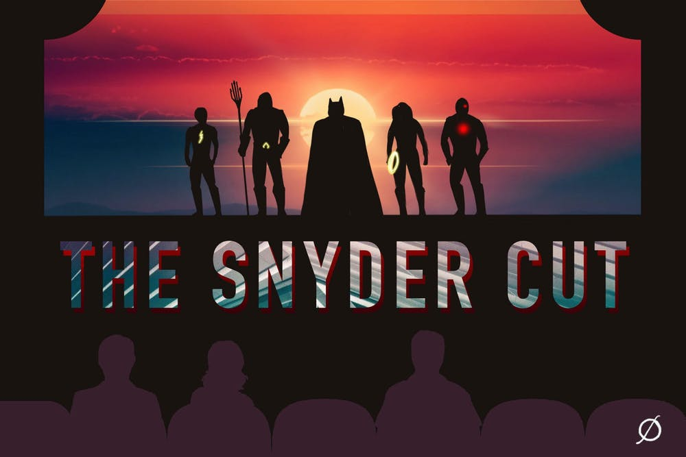 <p>&quot;Justice League: Snyder Cut&quot; illusion by Daena Faustino</p>