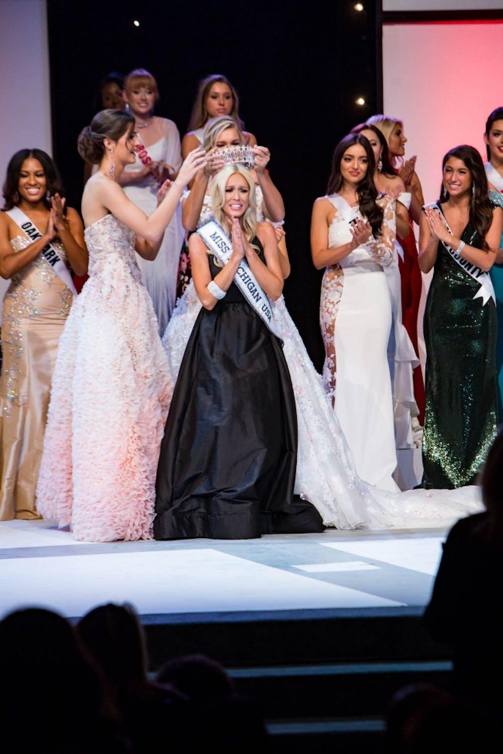 Miss Michigan USA