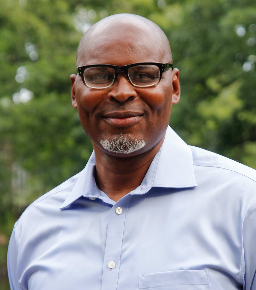 <p>East Lansing City Council Candidate Chuck Grigsby.</p>