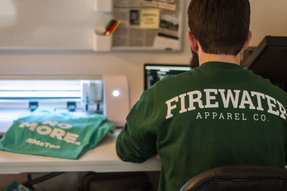 Firewater Apparel Co  to hold event in coordination with