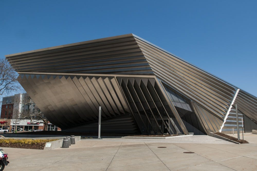 Eli And Edythe Broad Art Museum Concept