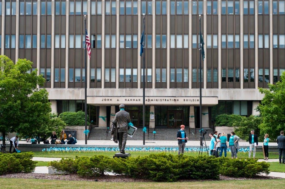 Bonds, not tuition, to fund MSU's $500 million settlement with Nassar survivors