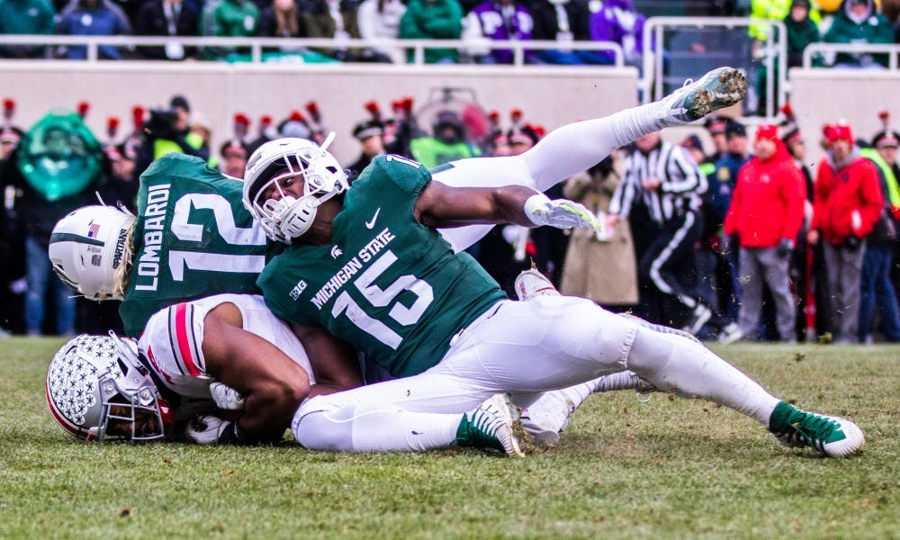 Column Michigan State S Loss To Ohio State Was A Summary Of Its