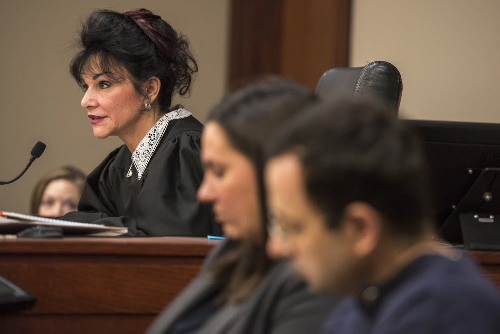 Chief judge denies appeal filed by Nassar's attorneys, Aquilina to stay on case