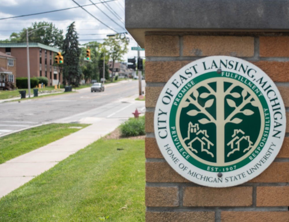 The East Lansing Hannah Community Center on June 12, 2019.