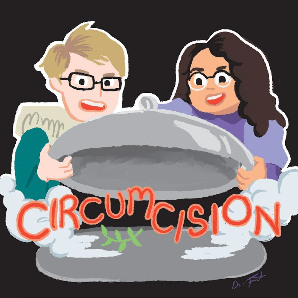 The Dinner Table podcast: Circumcision
