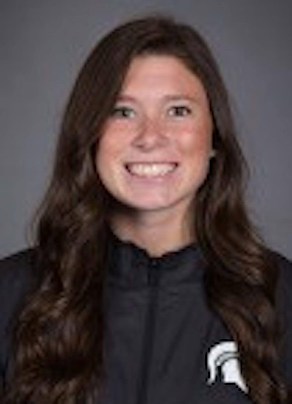 <p>MSU junior volleyball player Autumn Bailey (Photo courtesy MSU athletics)</p>