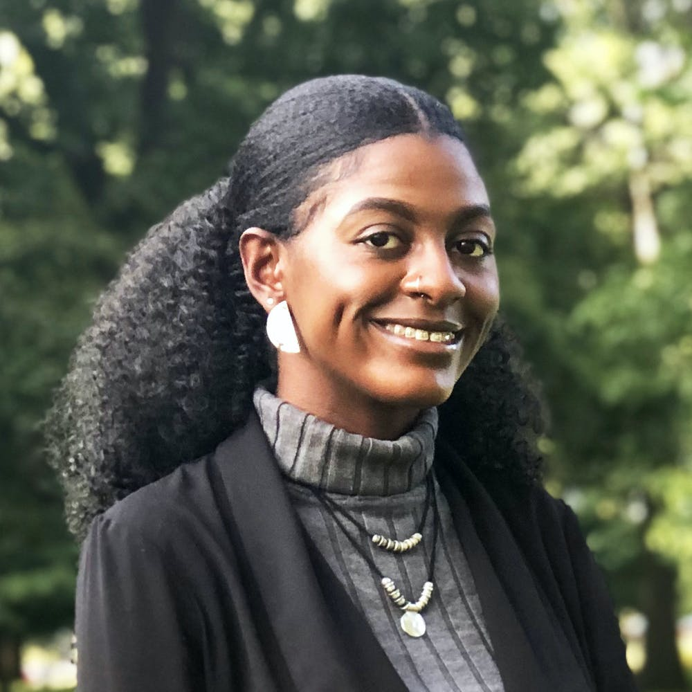 MSU alumna Triniti Watson is working to bring back the Black Book to provide resources for Black students. Photo courtesy of Watson