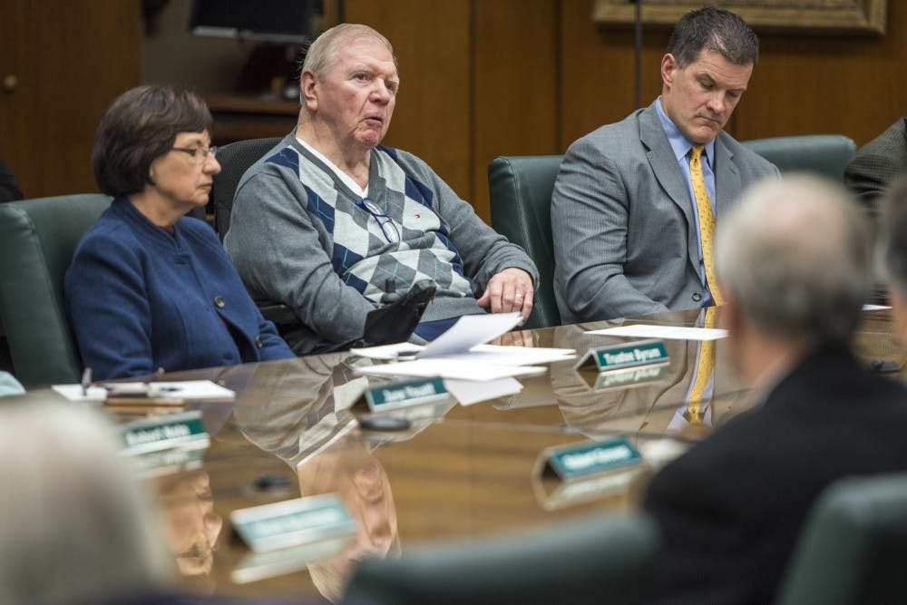 Snyder Chief of Staff to meet with students on MSU board appointment
