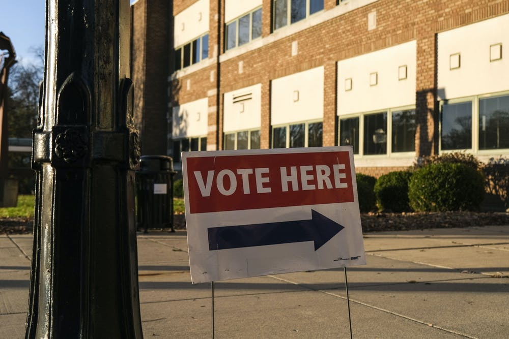 Voters at precinct 3 and 11 can vote at The Hannah Community Center on November 3, 2020.