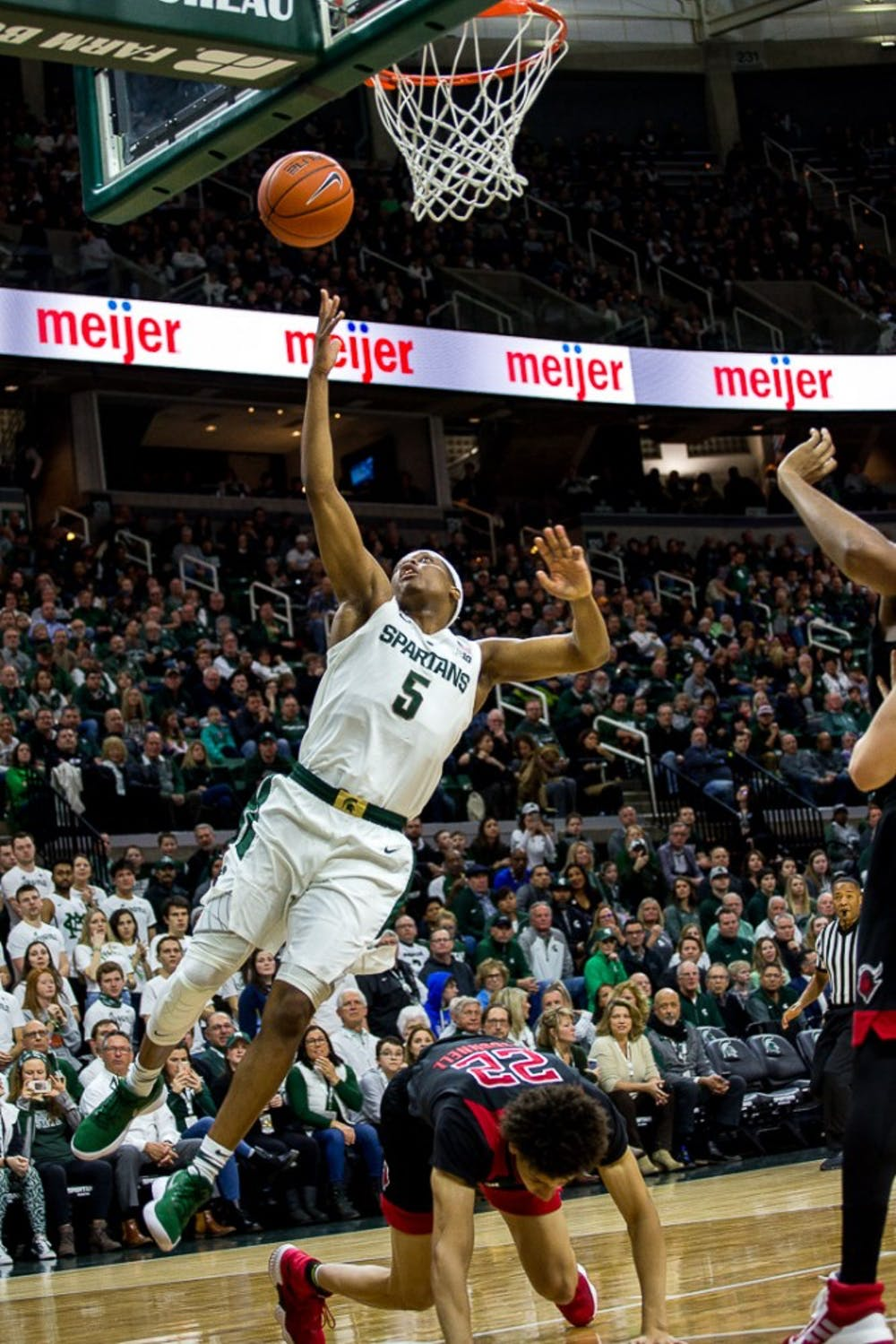 Basketball vs. Rutgers: Feb. 20, 2019