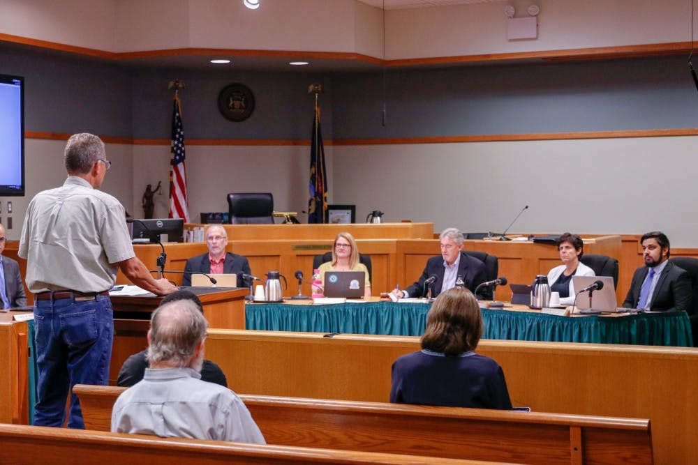<p>East Lansing City Council meets Sep. 17, 2019 at the 54B District Court.</p>