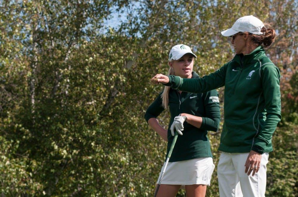 slobodnik stoll msu women's golf