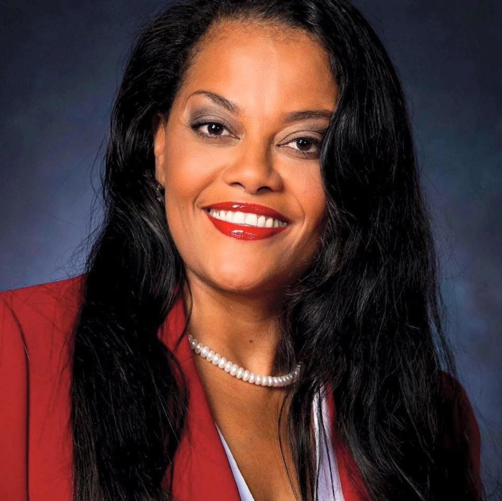 <p>Deborah Bowie, 48, was chosen to be the interim Gainesville city manager. Courtesy to The Alligator.</p>