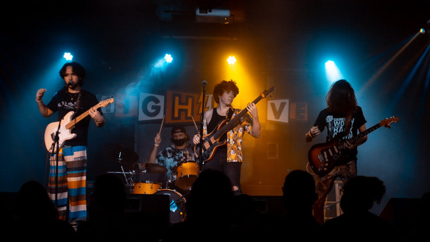 Driptones' last show at High Dive was Nov. 14, 2020, where they performed to a distanced and masked crowd at limited capacity.