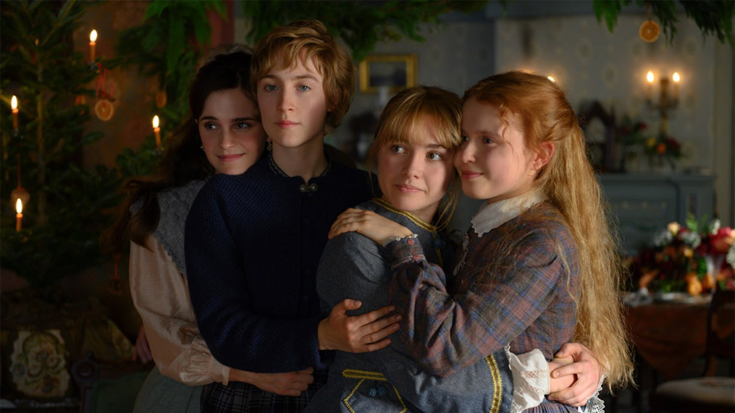 """Greta Gerwig's """"Little Women"""" is one of the films competing for Best Picture at the upcoming 92nd Academy Awards. Soairse Ronan, who plays Jo March, is also nominated for Actress in a Leading Role."""