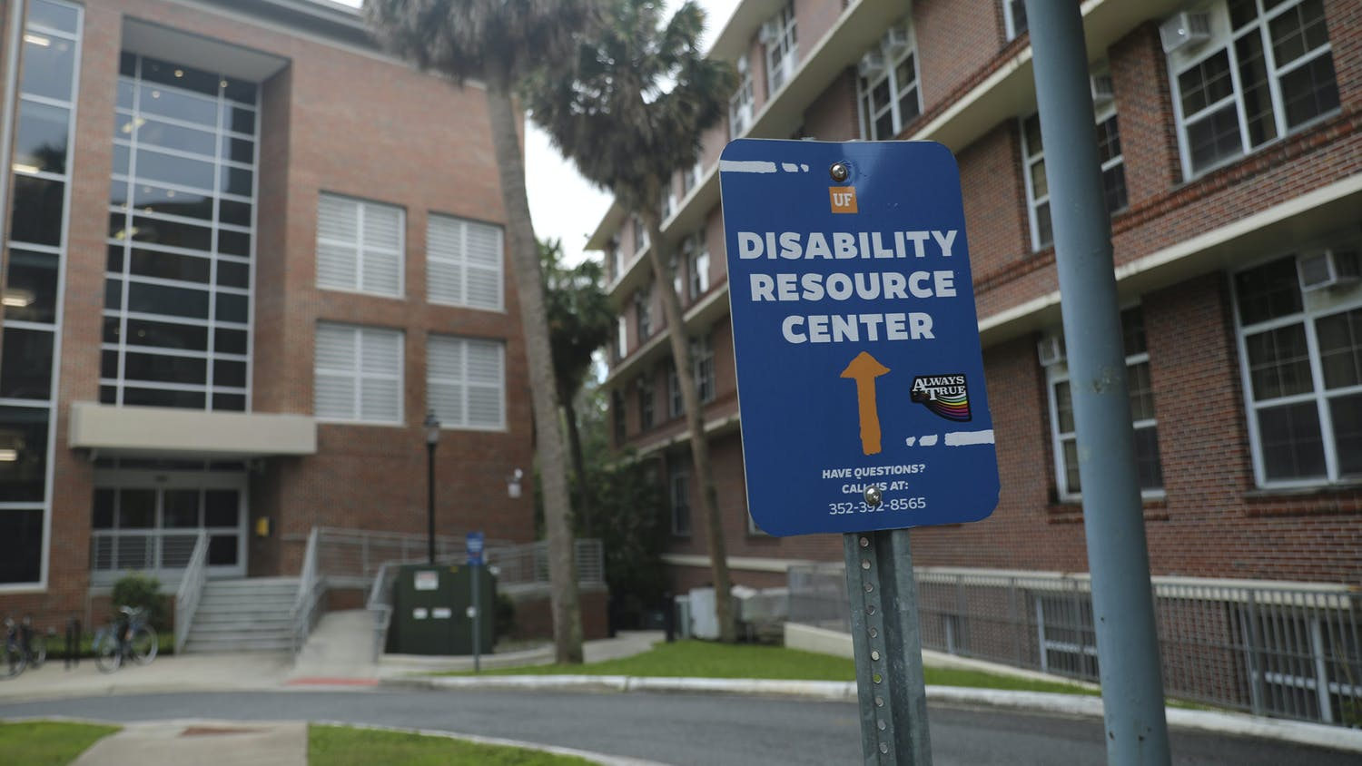 University of Florida Disability Resource Center located at Reid Hall on Tuesday, July 20, 2021. The DRC provides services to students with physical, learning, sensory or psychological disabilities.