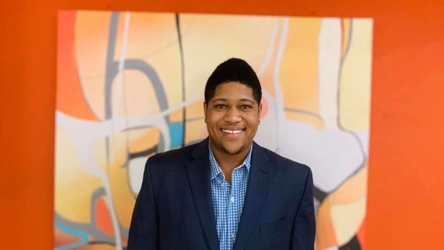 Errol Nelson is a 2020 UF graduate and a member of both the Black and LGBTQ+ communities.