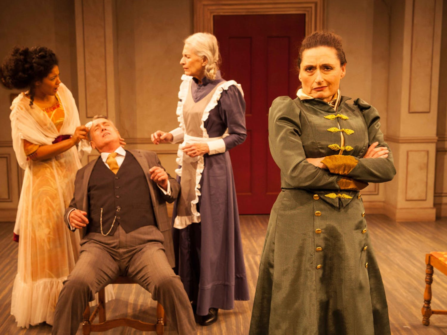 """""""A Doll's House, Part 2"""" will run at the Hippodrome Theatrefrom Jan. 11 to Feb. 3."""