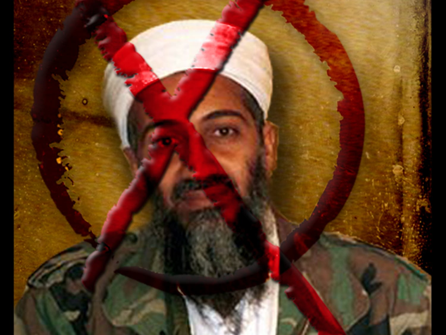 This undated AP file photo shows Osama binLaden. Americans are expected to get a glimpse of Osama binLaden's daily life with the disclosure of home videos showing him strolling around his secret compound.