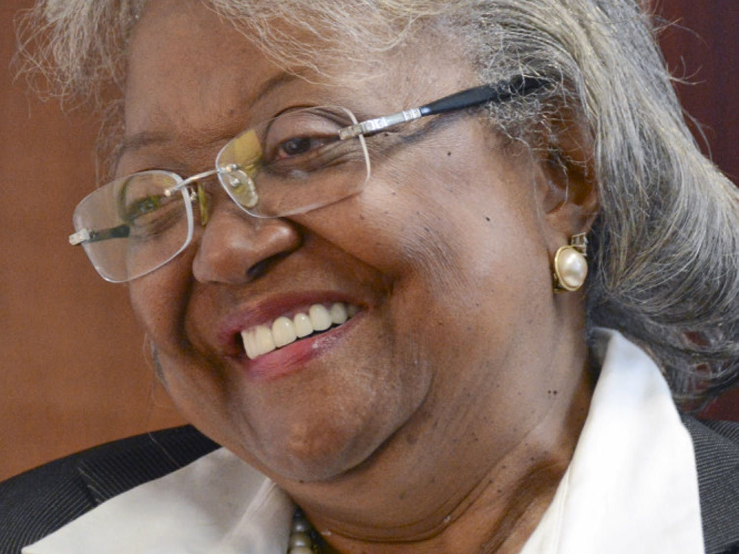 Yvonne Hinson-Rawls is the incumbent District 1 candidate for Gainesville City Commission.