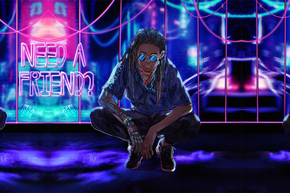 <p>Gainesville rapper Azazus and cousin and fellow artist Jeshua Oneal released, &quot;Need A Friend&quot; Thursday. With the song, the two are aiming to open a dialogue about mental health and support systems.</p>