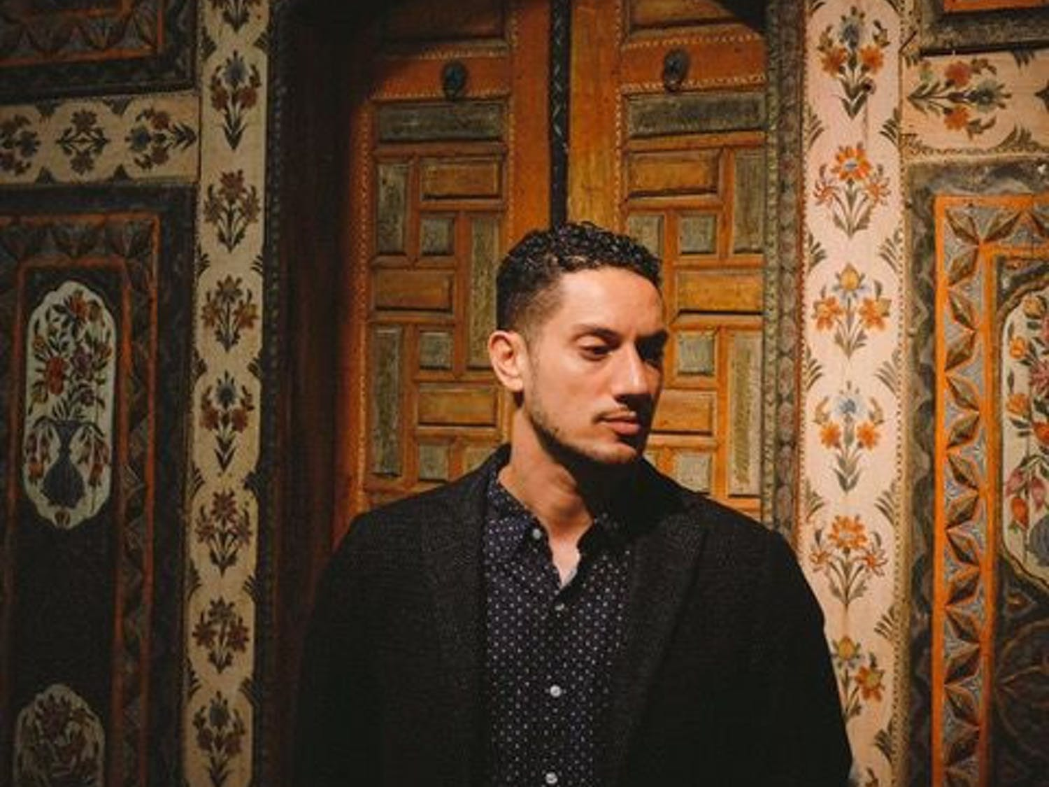 Omar Offendum is a Syrian-American rapper and poet who uses his art to bring awareness to the issues he cares about most.