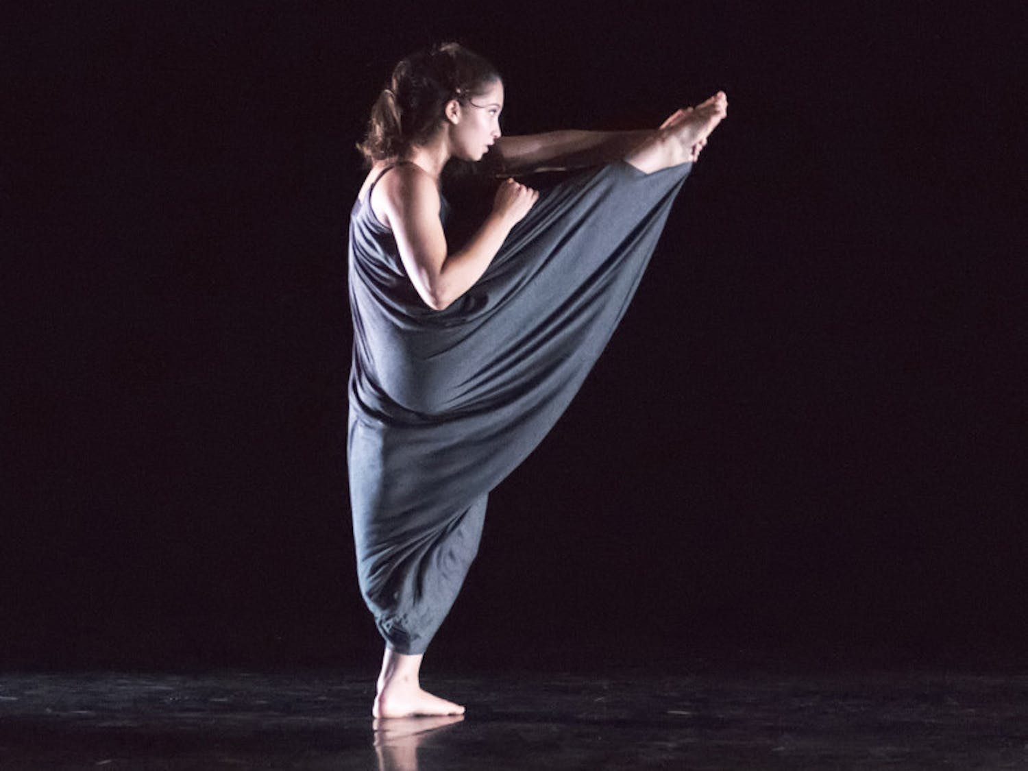 """""""Agbedidi"""" is a performance combining African and modern dance styles. It will run today through Sunday in the Constans Theatre."""