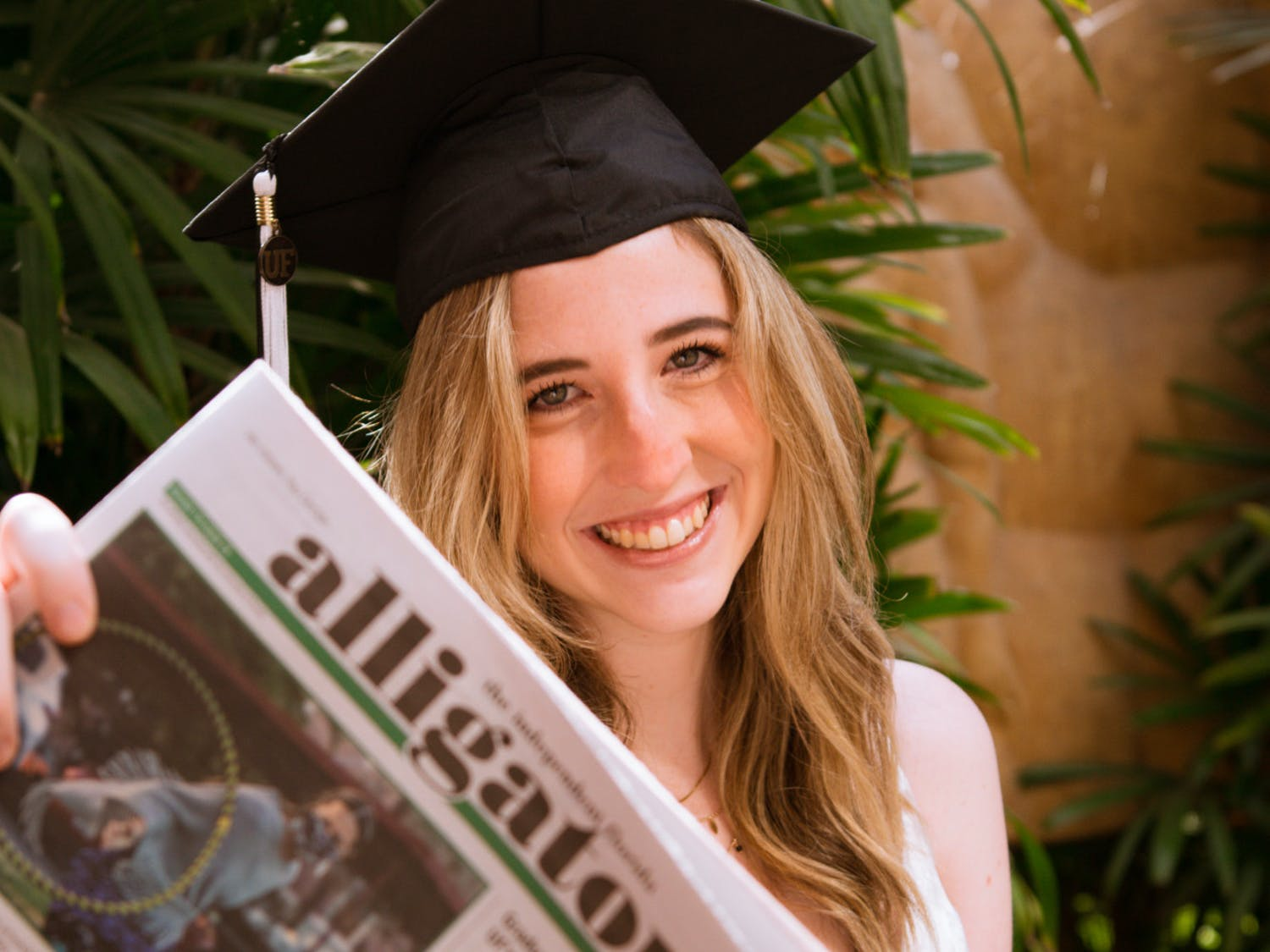 Karina Elwood was Editor-in-Chief at The Alligator