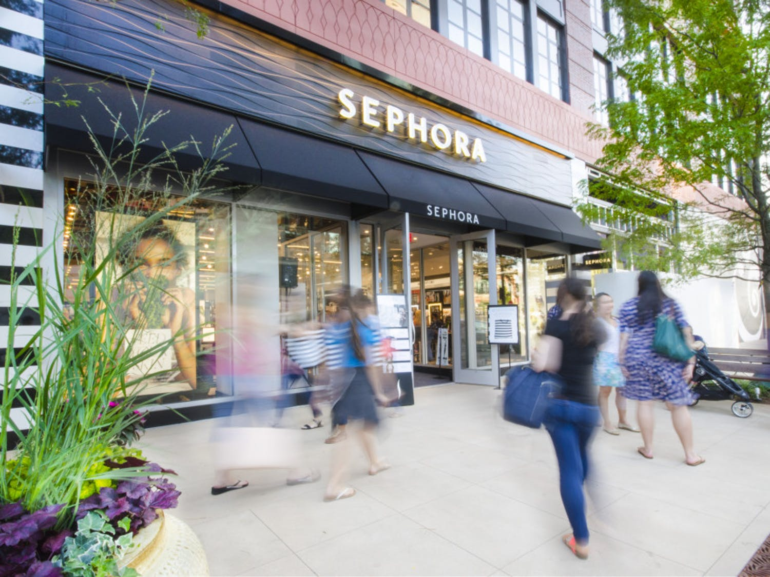 Sephora operates over 25,000 stores in 32 countries worldwide, according to the Sephora website.