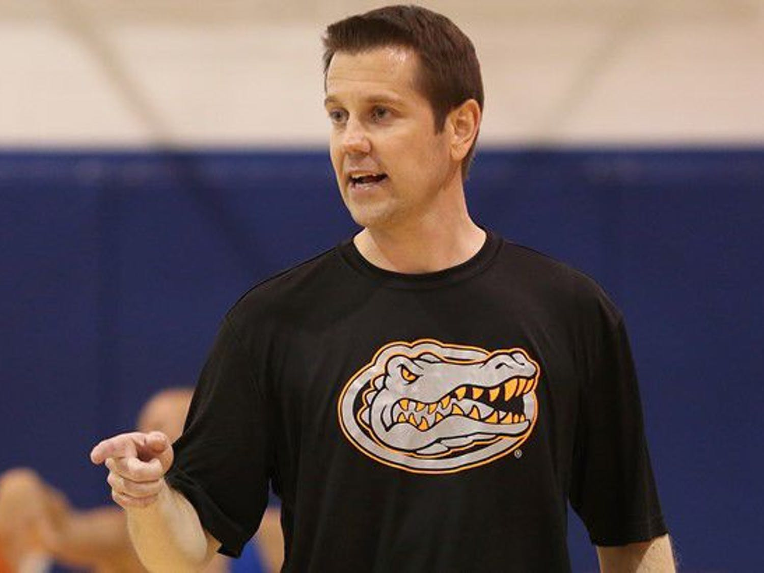New women's basketball coach Cam Newbauer spoke to the media on Tuesday for the second time since he was hired nearly six months ago.