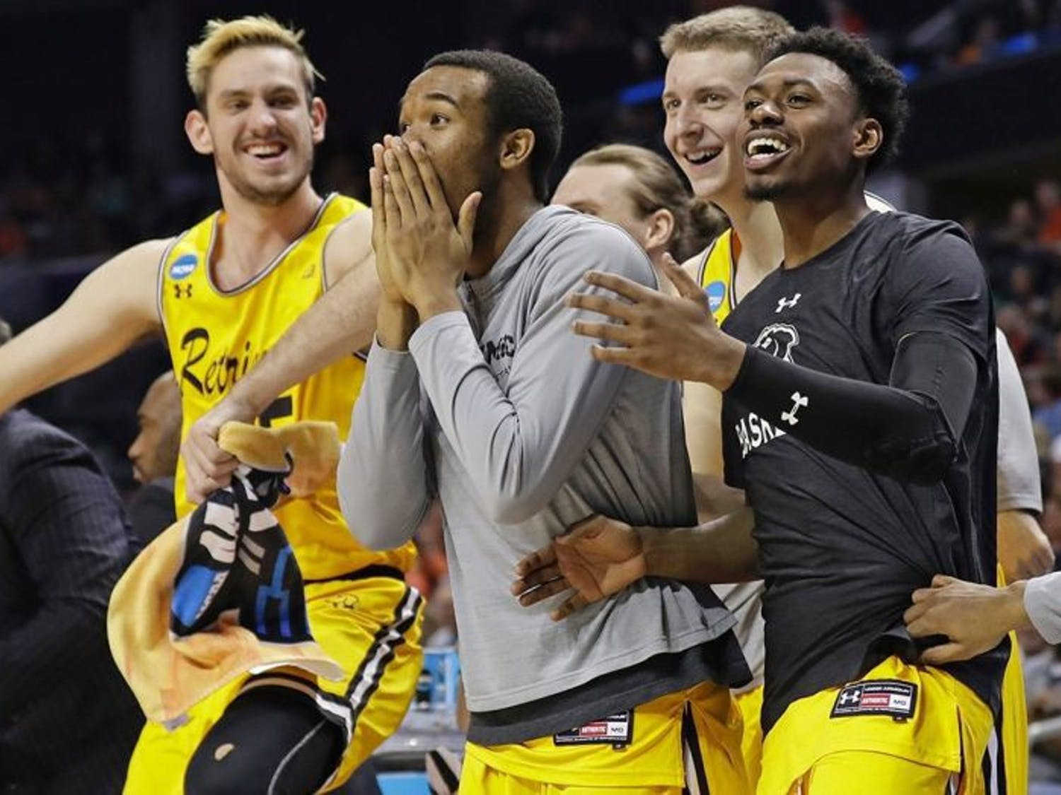 UMBC pulled off the biggest upset in NCAA Tournament history when it beat No. 1 Virginia in the opening round.