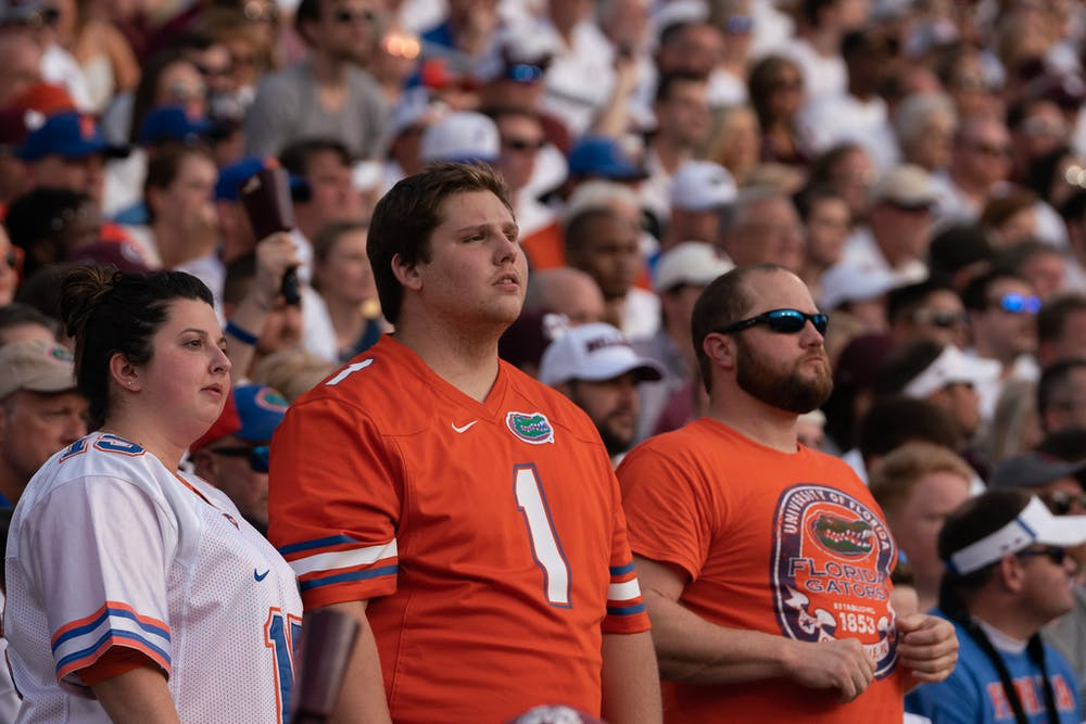 <p>Gators fans -- and sports fans everywhere -- will be without sports for the foreseeable future.</p>