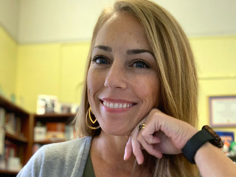 Photograph of Nicole Stedman. (Photo courtesy of Nicole Stedman)