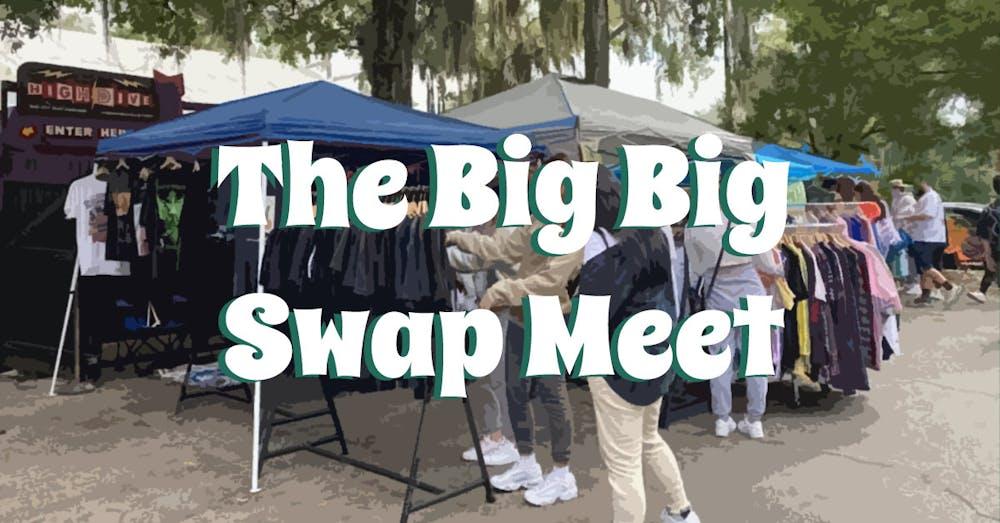 <p>The Big Big Swap Meet took place at Heartwood Soundstage Sept. 19.</p><p></p>