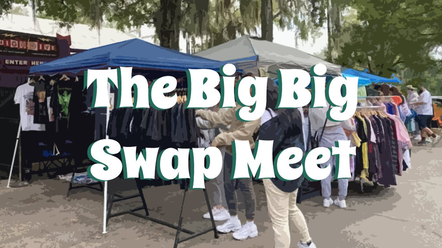 The Big Big Swap Meet took place at Heartwood Soundstage Sept. 19.