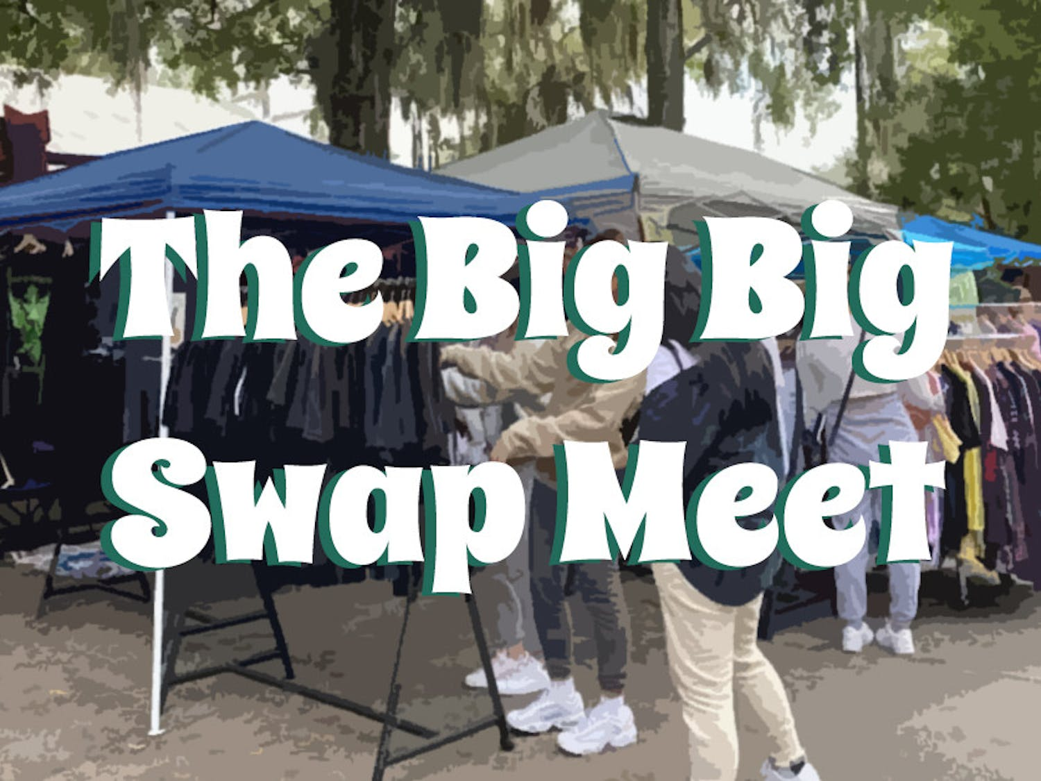 The Big Big Swamp Meet took place at Heartwood Soundstage Sept. 19.