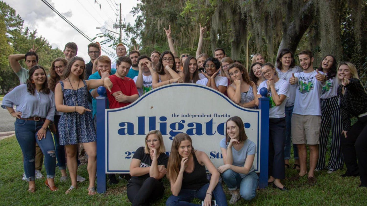 Join The Alligator