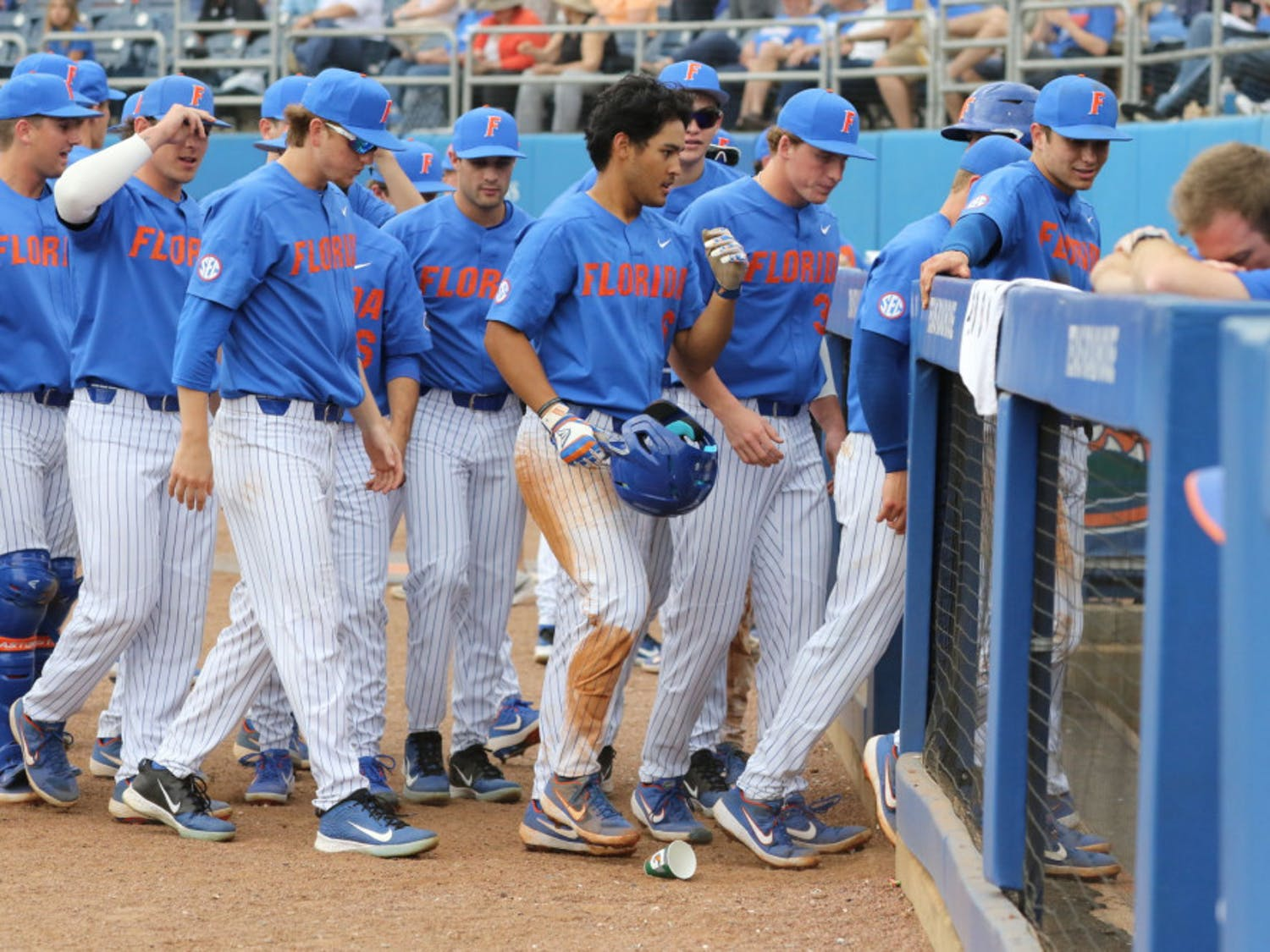 Since Kevin O'Sullivan took over as coach in 2008, UF has made the NCAA Tournament 12 consecutive times and has an overall record of 530-253.