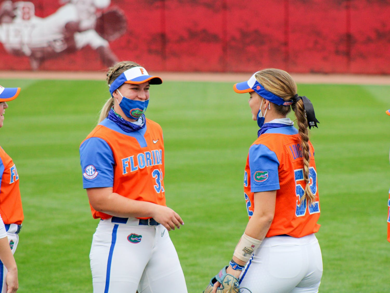 Florida softball looks to clinch a share of the SEC Championship this weekend against Texas A&M