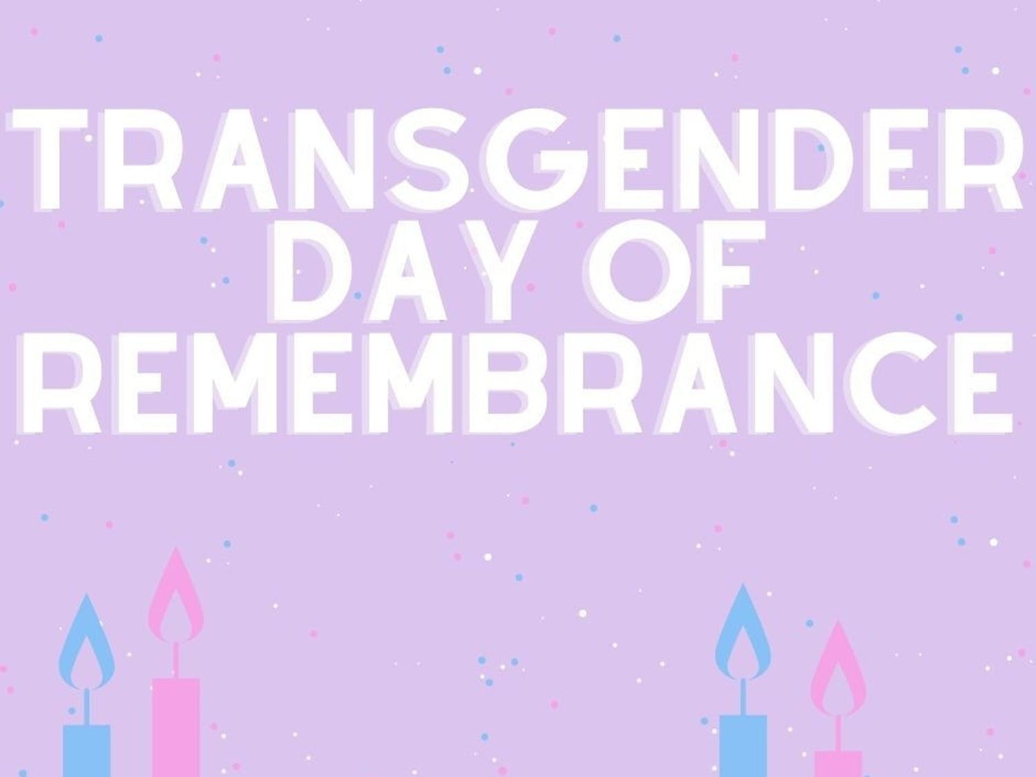Held annually on Nov. 20, Transgender Day of Remembrance commemorates those lost to anti-transgender violence.