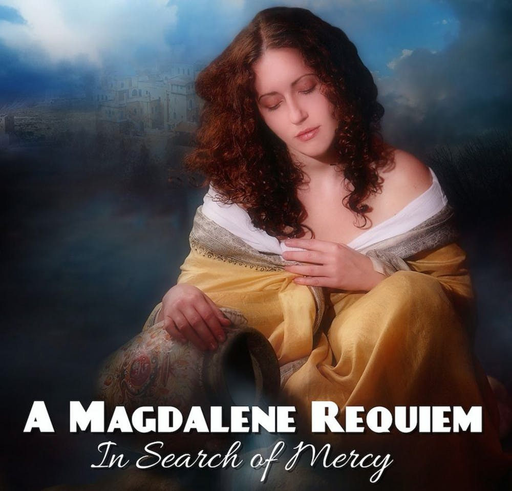 "<p>An illustration was provided for ""A Magdalene Requiem, In Search of Mercy"" concert on Saturday. It displays a woman intended to be from one of the Magdalene asylums.</p>"