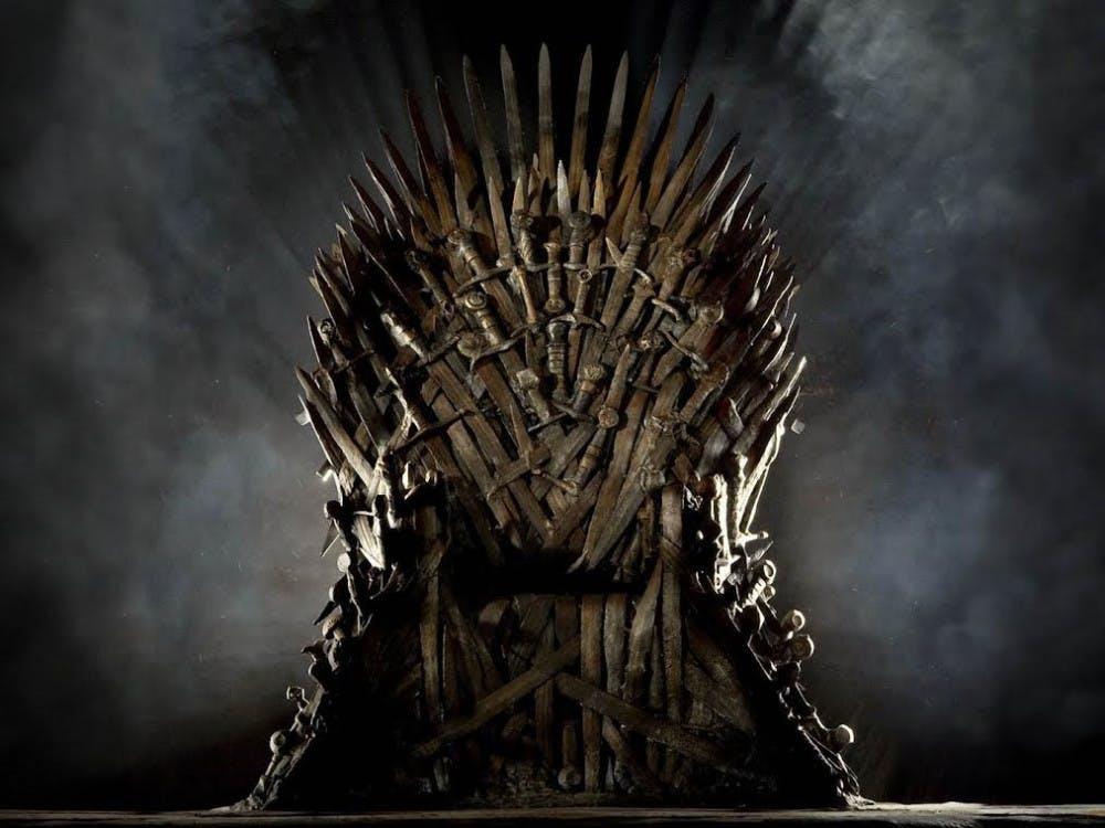 <p>Irone Throne (HBO)</p>