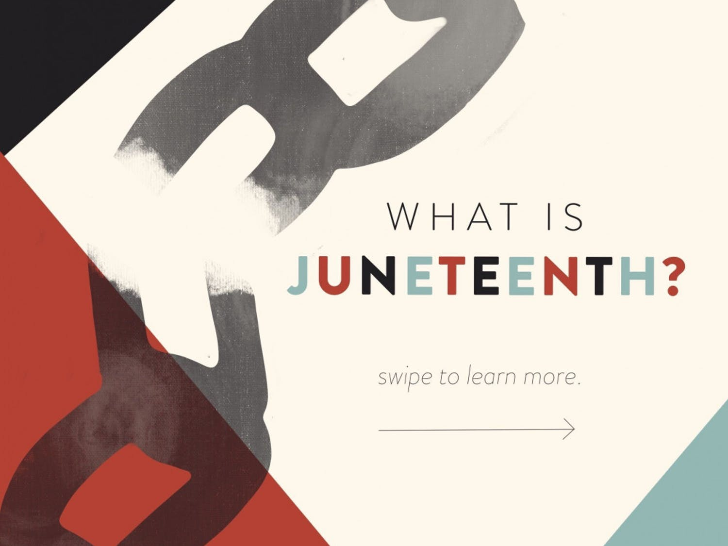 Today, we observe and celebrate Juneteenth. Juneteenth represents an end to slavery in the U.S.—two and a half years after the Emancipation Proclamation. While Juneteenth is recognized as a holiday in Florida, it's not a federally recognized holiday.  The Alligator encourages all of its readers and followers to educate themselves on the holiday and the history of slavery in the U.S. 