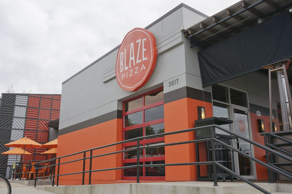 <p>Blaze Fast-Fire'd Pizza, 3617 Archer Road, drew a crowd at its grand opening in January by giving away free pizza. It's celebrating Pi Day on Saturday by offering any pizza for $3.14 all day and is expecting an equally large turnout.</p>