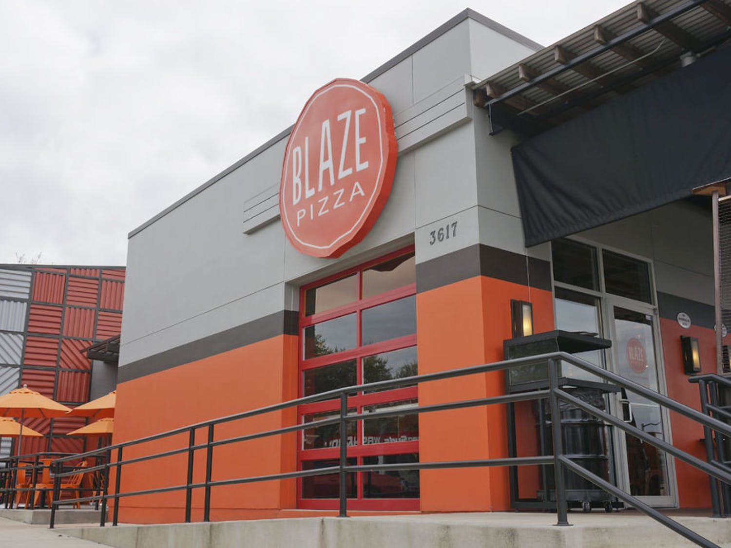 Blaze Fast-Fire'd Pizza, 3617 Archer Road, drew a crowd at its grand opening in January by giving away free pizza. It's celebrating Pi Day on Saturday by offering any pizza for $3.14 all day and is expecting an equally large turnout.