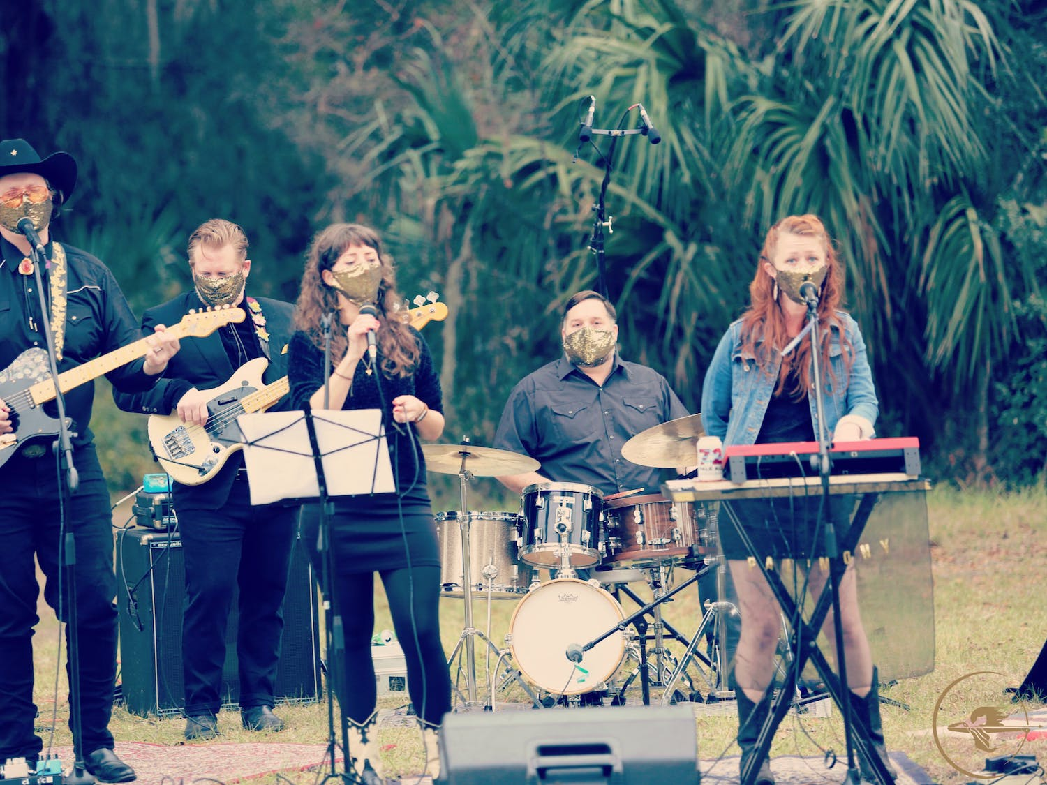 Saturday's show was held at Prairie Creek Preserve, one of the natural spaces under the protection of the Alachua Conservation Trust.