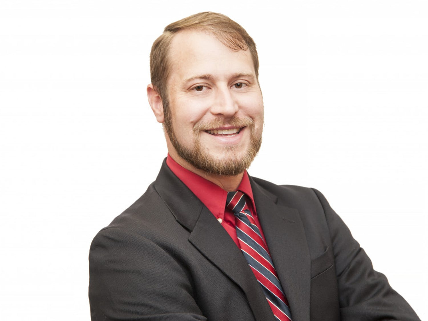 Chase Meyer, a UF political science professor