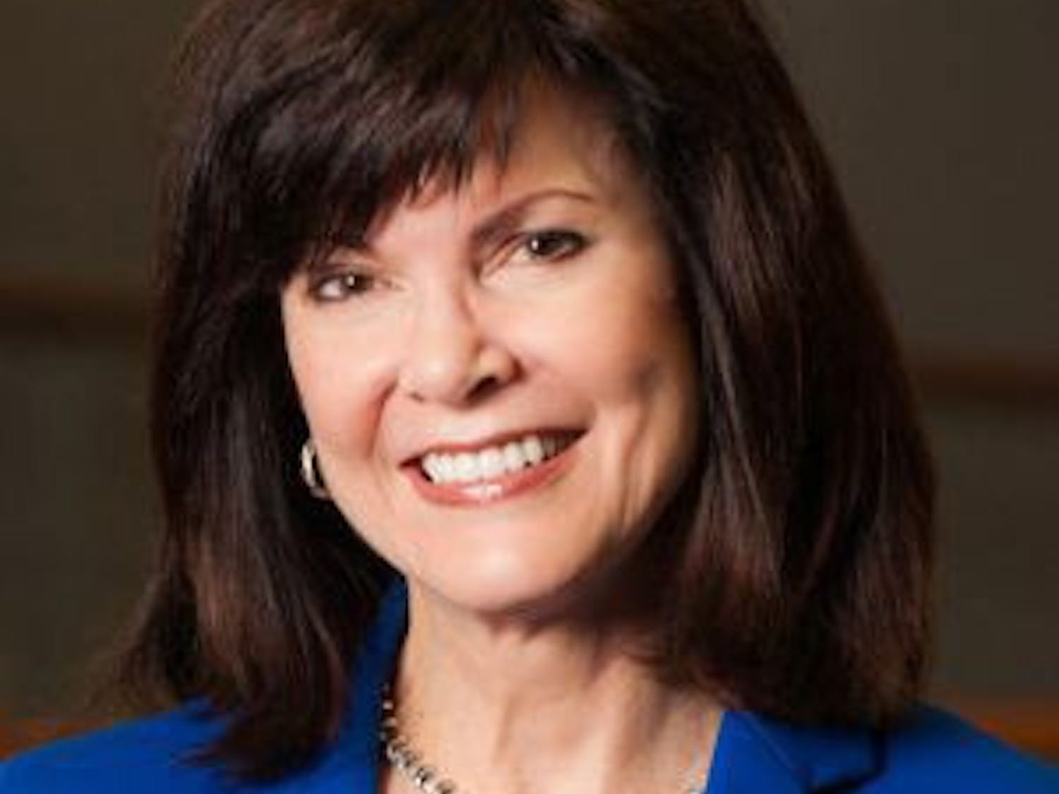 Diane McFarlin, the dean of UF's College of Journalism and Communications, was named a member of Florida Trend Magazine's Florida 500 list. She attributes her success to the team she works with.